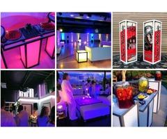 Ultimate Bars: Huge Range Of Portable And Mobile Bar Equipment Online