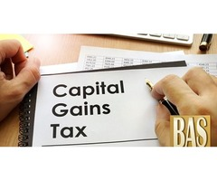 Capital Gains Tax | Business Accounting System