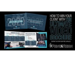 HOW TO WIN YOUR AUDIENCE WITH THE ULTIMATE VIDEO BROCHURE