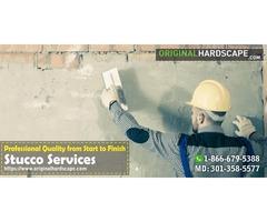 Stucco Service Serving Maryland