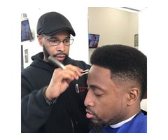 Men Salon Franchise - The Ultimate Barber