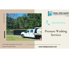 Power Washing Services Florida | Pressure Washing Service | Tidal Pro Wash