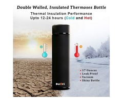 Buzfi Insulated Water Bottle