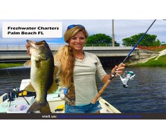 Freshwater Fishing in Delray Beach