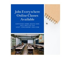 Jobs Everywhere - Online Certified Home Health Aide Classes