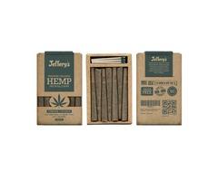 Get Trendy Custom Custom Pre-Roll Joint Boxes In Wholesale!