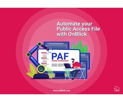 Automate your Public Access File with OnBlick