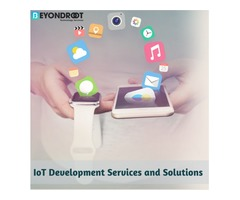 Strategy-driven IoT development Services of Beyond Root