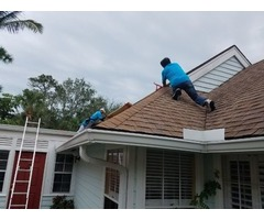 Shingle Roof Repair Vero beach