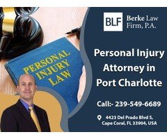 Personal Injury Lawyer in Port Charlotte