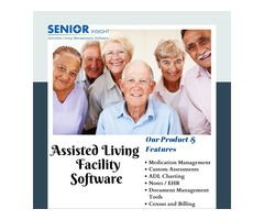 Do you know about Senior Living EHR Solution?
