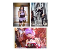 Affordable Anime Cosplay Costumes Sale