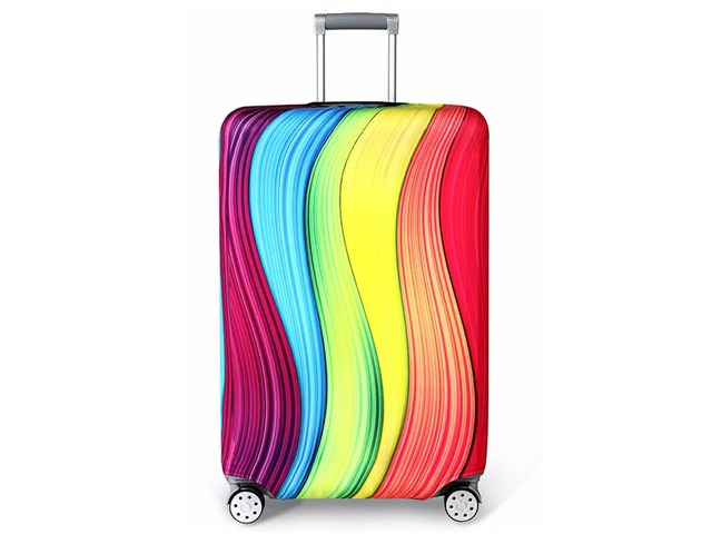 18-32 Inch Luggage Cover Elasticity Travel Camping Suitcase Protective Cover Trolley Dust Cover | free-classifieds-usa.com