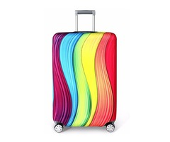 18-32 Inch Luggage Cover Elasticity Travel Camping Suitcase Protective Cover Trolley Dust Cover