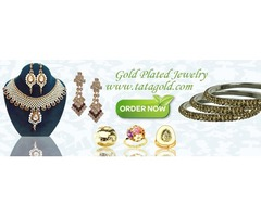 Gold Plated Jewelry With Latest Design And Elegant LookH