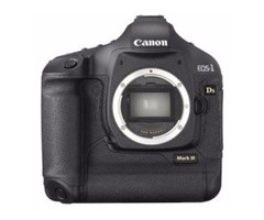 Canon EOS-1Ds MARK-III Digital SLR Camera with 21.1 Megapixel