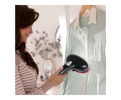1500W Portable Handheld Electric Fabric Steam Iron Laundry Clothes Home Travel
