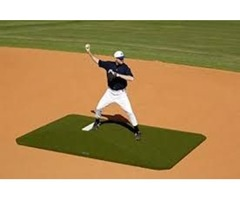 ProMounds Major League Portable Pitching Mound With Allstar Mounds