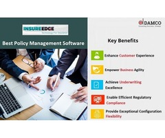 Policy Management Software | Damco Solutions