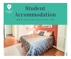 Book your Quality Student Accommodation in Greenville