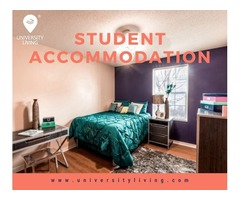 Book your Quality Student Accommodation in Austin