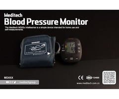 Blood pressure digital(Medical Devices)