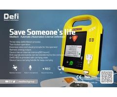Meditech Defibrillator (Medical Devices)