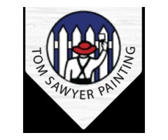 Tom Sawyer Painting
