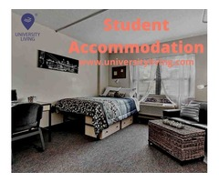 Book your Quality Student Accommodation in Urbana