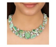 Buy Variscite Stone Online At Wholesale Price | Sanchi and Filia P Designs