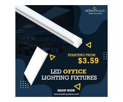 Buy Now LED Office Lighting Fixtures On Sale