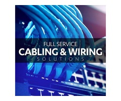 Structured Cabling Services and Solutions
