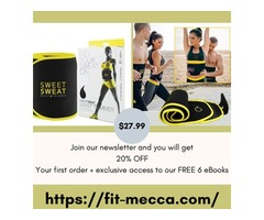 Reclaim your sexy body with Sweet Sweat Waist Trimmer