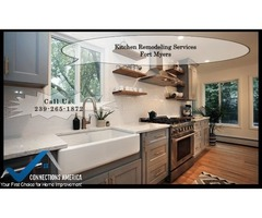 Renew your kitchen with Kitchen Remodeling Services Fort Myers professionals