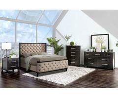 Get Chanelle 5 Pieces Bedroom Furniture Set