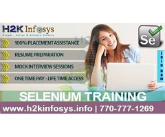 Best Selenium Webdriver Online Training Course
