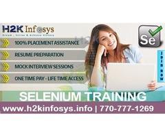 Best Selenium Webdriver Online Training Course