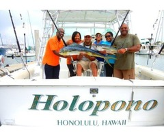 Fishing on Hawaii - Best Fishing Charters