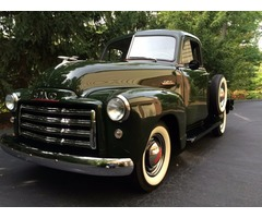 1953 GMC Pickup half-to