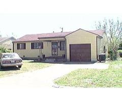 3 BR House For Sale -1544 E 53rd St N, Tulsa, OK 74126
