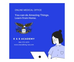 You're Amazing.  Learn from Home - Online Medical Billing & Coding