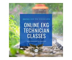 Bring Joy To Your Life - Online EKG Classes