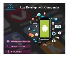 Hire a Professional App development Agency in USA!