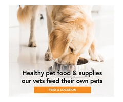 Contact Top Rated Pet Store for Dog Foodin Bedford