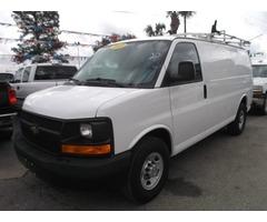 2013 Chevrolet Express 2500 #138720