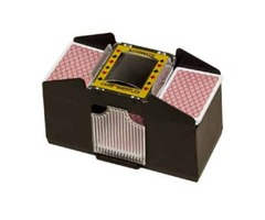 Buy 4 Deck Automatic Card Shuffler Online