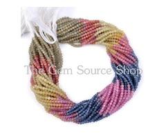 Wholesale Sapphire Beads