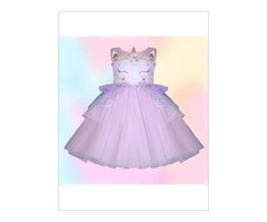 Unicorn Tutu Dress - Miabellebaby