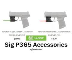 Sig P365 Accessories