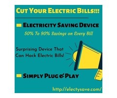 Surprising Electricity Saving Device